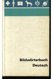 Bildwörterbuch Deutsch - Régikönyvek