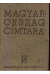 Magyarország címtára - Régikönyvek