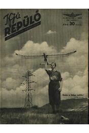 Ifjú repülő II. évfolyam 6. szám - Régikönyvek