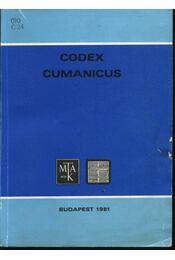 Codex Cumanicus - Régikönyvek