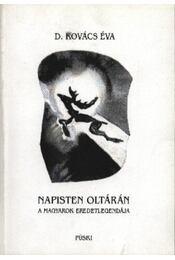 Napisten oltárán - Régikönyvek