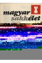 Magyar Sakkélet 1982. év (teljes) - Régikönyvek