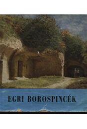 Egri borospincék - Régikönyvek