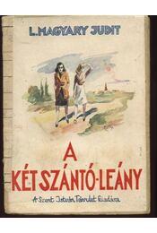 A két Szántó-leány - Régikönyvek