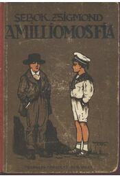 A milliomos fia - Régikönyvek