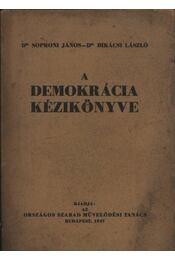 A demokrácia kézikönyve - Régikönyvek