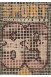 Sportkalendárium 1989 - Régikönyvek
