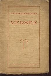 Versek - Régikönyvek