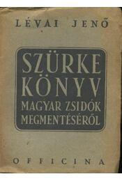 Szürke könyv - Régikönyvek