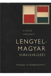 Lengyel-magyar diáklevelezés - Régikönyvek