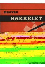 Magyar Sakkélet 1968. év (teljes) - Régikönyvek