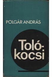 Tolókocsi - Régikönyvek