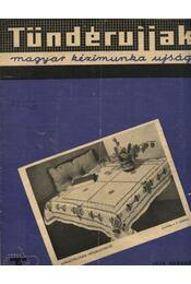 Tündérujjak 1938. augusztus - Régikönyvek