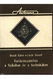 Variációszámítás a fizikában és a technikában - Régikönyvek