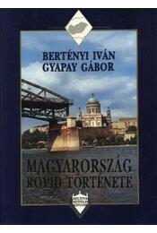 Magyarország rövid története - Régikönyvek