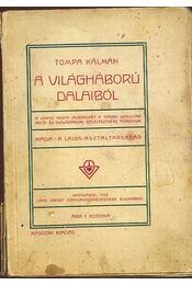 A világháboru dalaiból - Régikönyvek