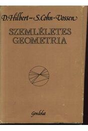 Szemléletes geometria - Régikönyvek