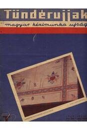 Tüntédujjak 1940. 07 hó - Régikönyvek