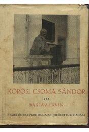 Körösi Csoma Sándor I-II. - Régikönyvek