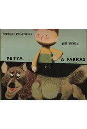 Petya és a farkas - Régikönyvek