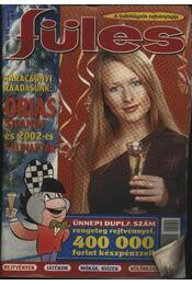 Füles 2001. év (teljes) - Régikönyvek