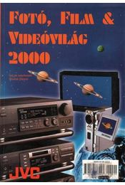 Magnósok évkönyve 2000 - Fotó, film & videóvilág 2000 - Régikönyvek