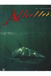 Állattár 1995/3. - Régikönyvek