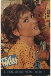 Füles 1973. év (töredék) - Régikönyvek