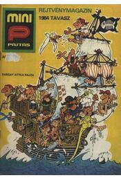 Mini Pajtás 1984. tavasz - Régikönyvek
