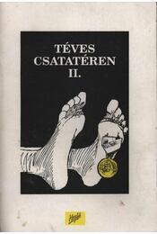 Téves csatatéren II. - Régikönyvek