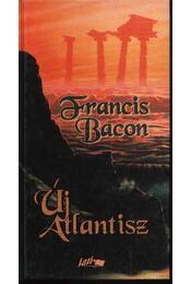 Új Atlantisz / Novum Organum - Régikönyvek