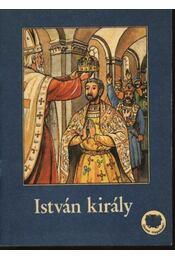 István király - Régikönyvek