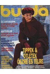Burda 1997/10. október - Régikönyvek