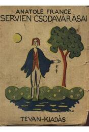 Servien csodavárásai - Régikönyvek