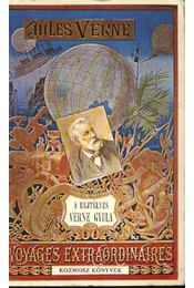 A rejtélyes Verne Gyula - Régikönyvek