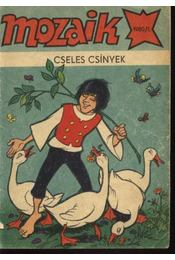 Cseles csínyek (Mozaik 1980/1.) - Régikönyvek