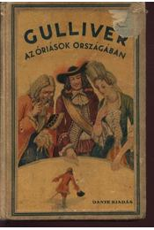 Gulliver az óriások országában - Régikönyvek