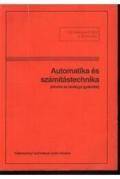 Automatika és számítástechnika - Régikönyvek