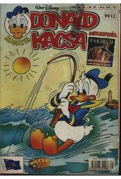 Donald kacsa 1999/12 - Régikönyvek