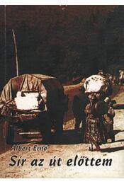 atirni - Sír az út előttem - Régikönyvek