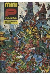 Mini Pajtás 1984. ősz - Régikönyvek