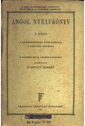 Angol nyelvkönyv I-II-III kötet - Régikönyvek