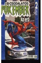 Az erő (Pókember 2.) - Régikönyvek