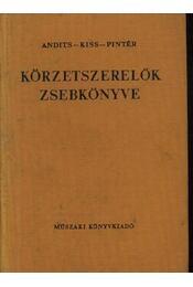 Körzetszerelők zsebkönyve - Régikönyvek
