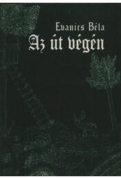 Az út végén (dedikált) - Régikönyvek