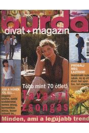 Burda 1999/4. - Régikönyvek
