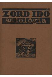 atirni - Zord idő 1919-1921 - Régikönyvek