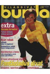 Burda 1997/7. - Régikönyvek