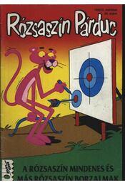 Rózsaszín Párduc 39. szám 1992/2. - Régikönyvek