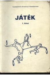 Játék I. - Régikönyvek